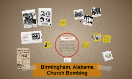 Birmingham, Alabama Church Bombing