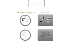 Case Study on the US Army Corps of Engineers and Hays Electr