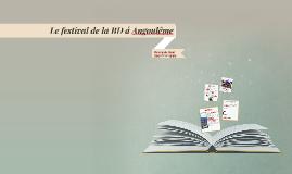 Le festival de la BD á Angoulême