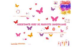 ASSISTANTE CHEF DE PRODUITS MAQUILLAGE