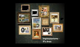 Impressionismo e o Crítico de Arte