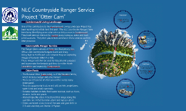 NLC Countryside Ranger service