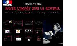 Copy of Payer les impôts. EMC.