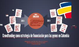 Crowdfunding como estrategia de financiación para las pymes