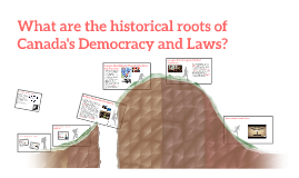What are the historical roots of Canada's Democracy and Laws?
