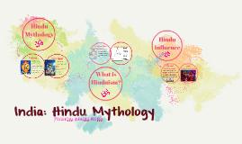 India: Hindu Mythology