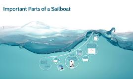 Important Parts of a Sailboat