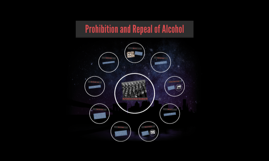 Prohibition and Repeal of Alcohol