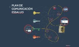PLAN DE COMUNICACIÓN ESSALUD