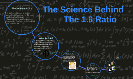 The science of 1.6