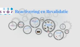 L2 Reactivering en revalidatie SVOZ