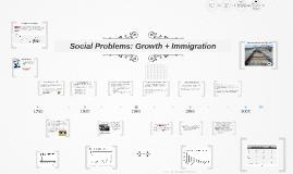 Social Problems: Immigration