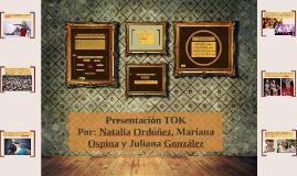 Presentacion TOK