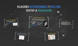 RELACIONES INTERPERSONALES Y AFECTIVA- DIAPO
