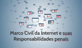 Marco Civil da Internet e suas Responsabilidades penais