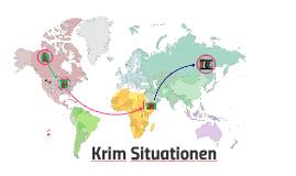 Krim Situationen