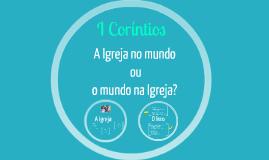 Copy of Copy of I Corintios