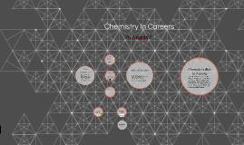 Chemistry In Careers