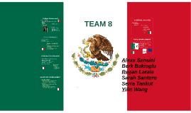 TEAM 8 MEXICO
