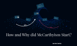 How and Why did McCarthyism Start?