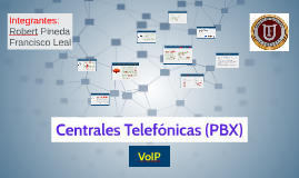 Centrales Telefónicas (PBX)
