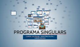 Programa Circulars | Curs de Comerç Electrónic