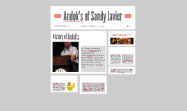 Copy of Sandy Javier of Andok's
