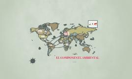 Copy of EL DESARROLLO SOSTENIBLE Y EL COMPONENTE AMBIENTAL