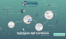 Isótopos del Carbono