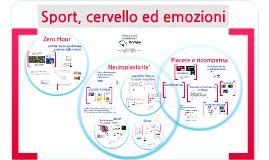 Sport e Cervello Trieste maggio 2015