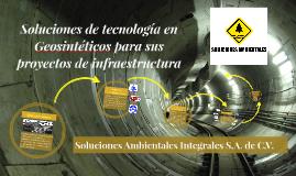 Copy of Soluciones Ambientales Integrales