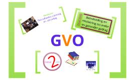 GVO: Gezondheidsvoorlichting en -opvoeding