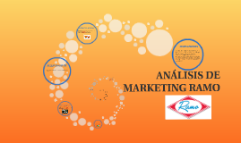 ANALISIS DE MARKETING RAMO