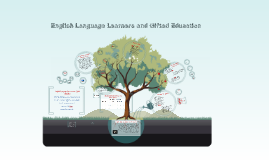 English Language Learners and Gifted Education version 7
