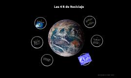 Las 4 R de Reciclaje PRO