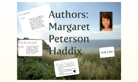 Author: Margret Peterson Haddix