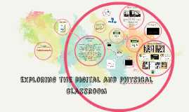 The Digital and Physical Classroom