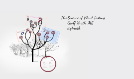 Copy of Science of Blind Tasting