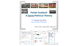 Polish Football: A Socio-Political History
