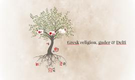 Gresk religion, guder & Delfi