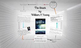 The Shack - William. P. Young