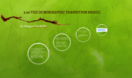 2.06 THE DEMOGRAPHIC TRANSITION MODEL