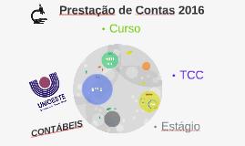 2017 -Prestação de Contas