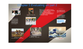 Chapter 5 Evaluating art part 2