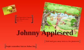 Copy of Johnny Appleseed