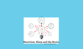Nutrition, Sleep and the Brain.