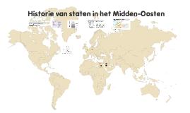 MO Historie van de staten