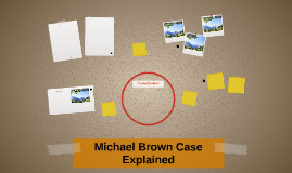 Michael Brown Case Explained