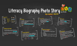 Literacy Biography Photo Story
