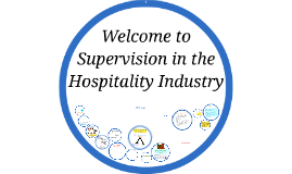 Supervision Chapter 1